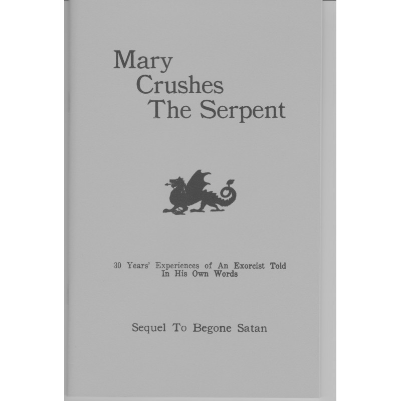 Mary Crushes the Serpent: