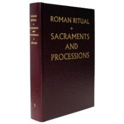 Roman Ritual, The [Rituale Romanum] vol 1: