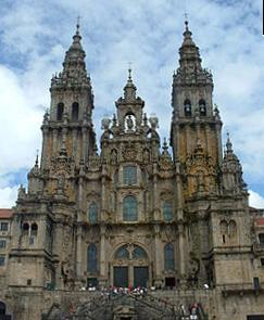 Shrine of Santiago de Compostela