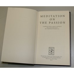 Meditation on the Passion: