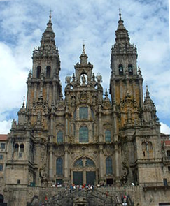 Shrine of Santiago de Compostela